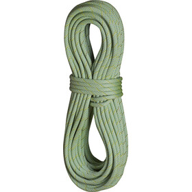 Edelrid Anniversary DT Rope 9,7 mm+Caddy 80 m lime
